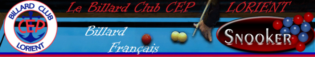 billard club cep lorient billard club de lorient a roule ma boule. Black Bedroom Furniture Sets. Home Design Ideas